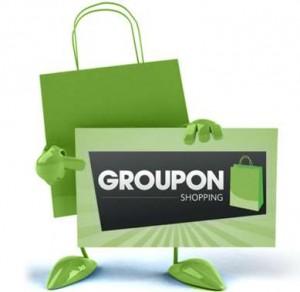 remise sur le shopping Groupon