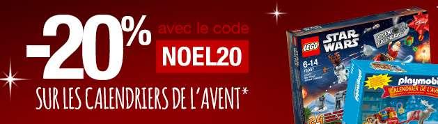 Moins de 35 euros le calendrier de l 39 avent beaut avec articles de maquillage et beaut - Carrefour calendrier de l avent ...