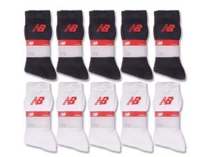 15 paires de chaussettes New Balance