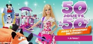 50 jeux à moitié prix chez Auchan