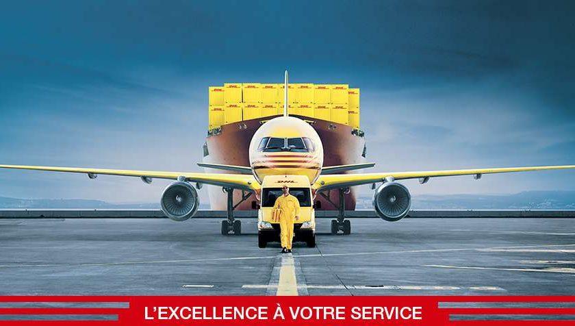 70% de remise sur tous les services DHL Express