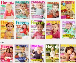 Abonnement magazine Parents pas cher