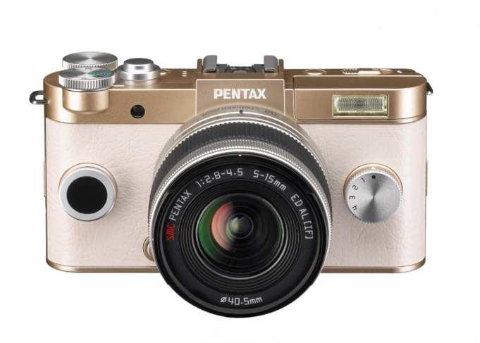 Appareil Photo Hybride Pentax Q-S1