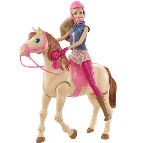Barbie hop cheval moins de 33 port inclus au lieu - Barbie au cheval ...