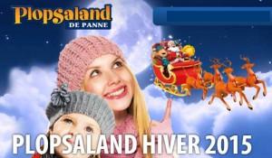Billet d'entrée Plopsaland Hiver