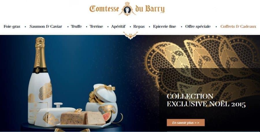 Bon Plan Coffrets Comtesse Du Barry Livraison Gratuite Et Vente Priv E Bons Plans Malins