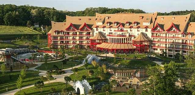 Bon plan s jour zooparc de beauval entr e nuit les for Hotels de beauval