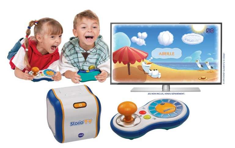 Bon plan storio max et storio 3 baby 25 de remise sur amazon storio max 6 - Television pas chere ...