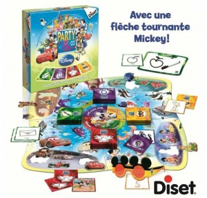 Jeu Party & Co Disney