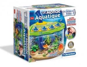 Le Monde aquatique de Clementoni à moins de 12 euros