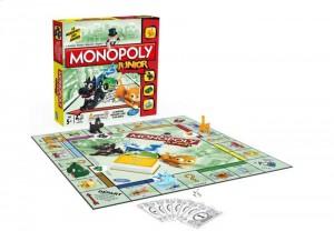 Monopoly Junior de Hasbro pas cher