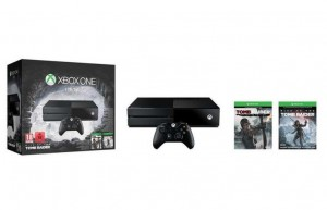 Pack Xbox One 1To Tomb Raider