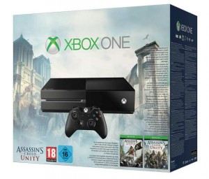 Pack Xbox One 500go + Assassin's Creed