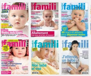 abonnement au magazine Famili