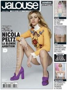 magazine Jalouse pas cher