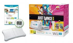 pack Nintendo Wii U Just Dance 2014 Wii Balance Board et Wii Fit U