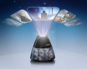 projecteur Philips Star Wars pas cher