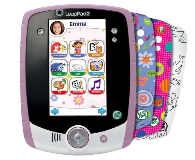 tablette enfant LeapPad 2+