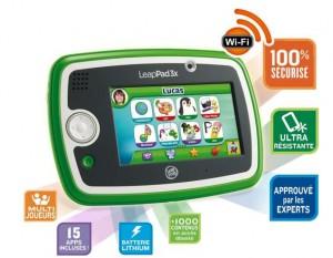 tablette enfant LeapPad 3x LeapFrog