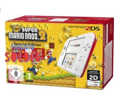 Console 2DS Nintendo
