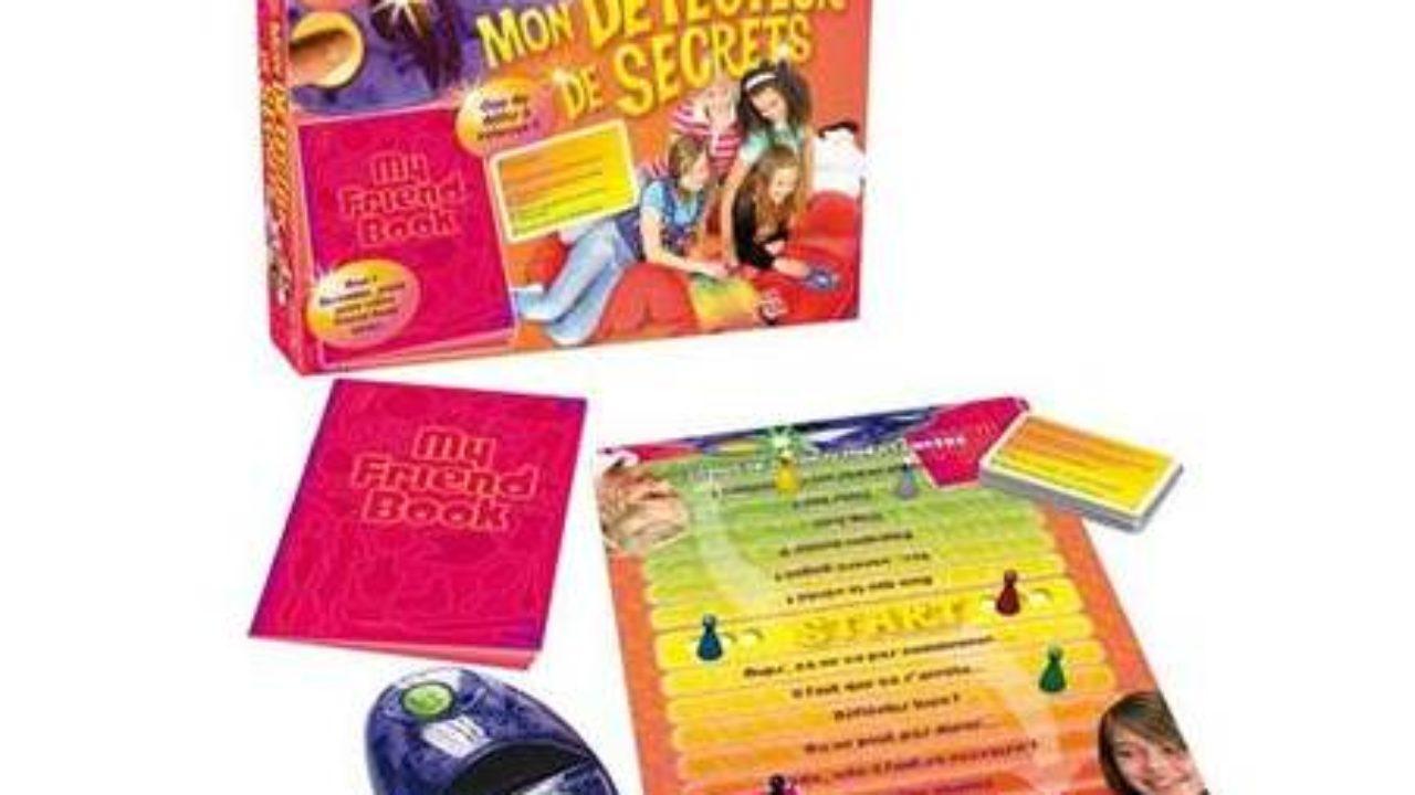 0bd0695d1bf876 SOLDES : Moins de 6€ le jeu Mon Détecteur de Secrets Tactic (au lieu de  25€) | Bons Plans Malins