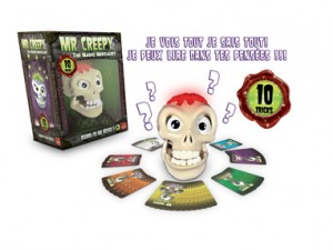 Mr Creepy Goliath en soldes 8,99 euros