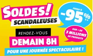 Soldes Cdiscount hiver 2016