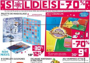 Soldes Gifi 2016
