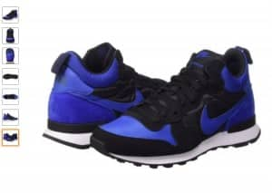 Soldes Nike Internationalist Mid
