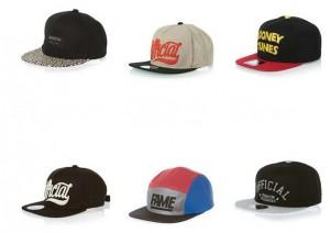 Soldes casquettes