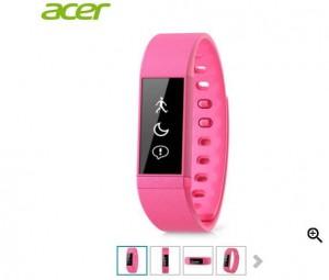 bracelet connecté Acer Leap en soldes