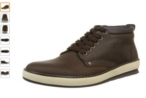 chaussures Pierre Cardin cuir en soldes