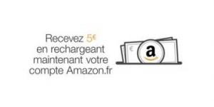crédités sur votre compte Amazon