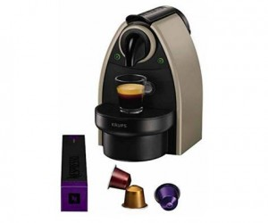 machine Nespresso Krups Essenza sur Darty