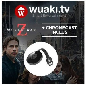 pack cle Chromecast 2