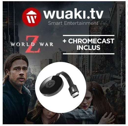 pack cle Chromecast 2