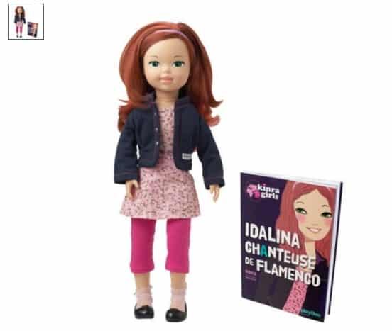 poupée Kinra Girl pas chère