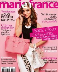 Abonnement Marie France pas cher
