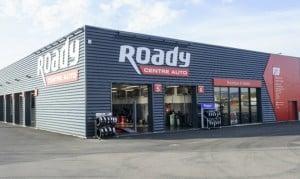 Bon d'achat centre auto Roady à moitié prix