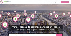Bon plan parking pas cher Zenpark