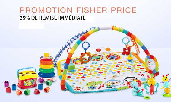 Coupon Fisher Price