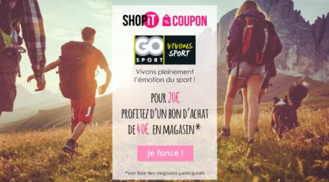 Coupon GoSport
