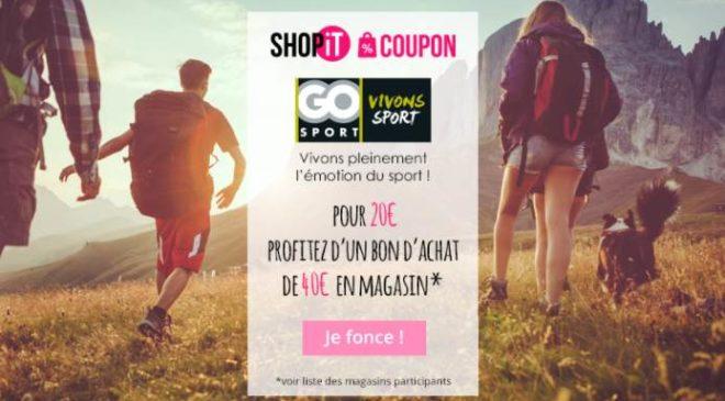 Coupon GoSport