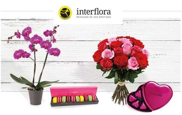 Coupon Interflora