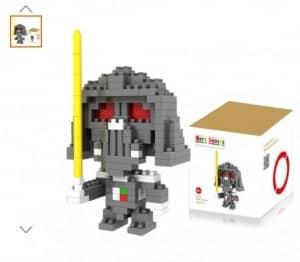 Dark Vador type Lego