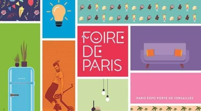 Entrée Foire de Paris moitié prix