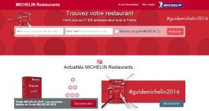 Guide Michelin : découvrir les nouveaux étoilés