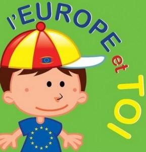 Livre – jeu L'Europe et toi GRATUIT