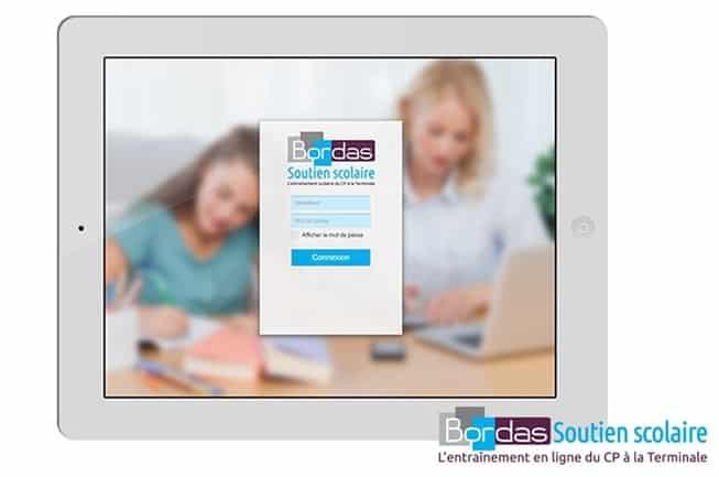Soutien scolaire Bordas en ligne