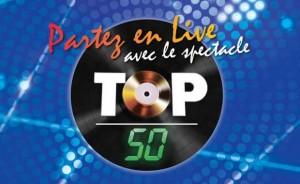 Spectacle Top 50 - Partez en live pas cher